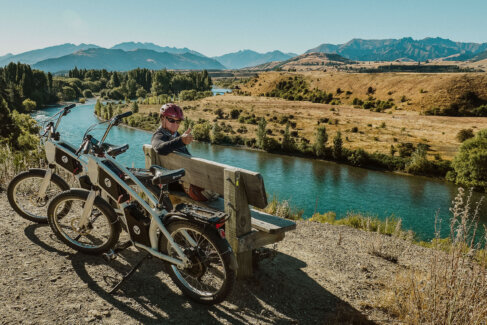 Rik's Favourite Wanaka e-bike Ride