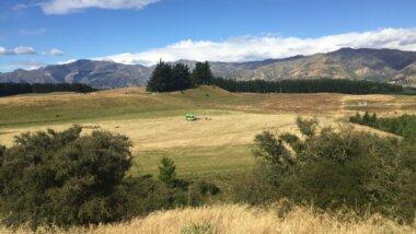 LandEscape farm Motorhome site. Credit: LandEscape